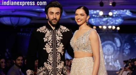Deepika Padukone and Ranbir Kapoor turn heads at Mijwan Fashion Show 2018