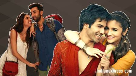 Recent on-screen Bollywood pairs whose chemistry was just off-the-charts: Ranbir-Deepika, Varun-Alia and more