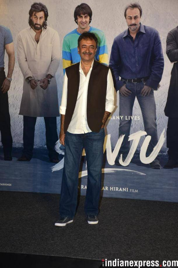 rajkumar hirani spoke about sanju teaser