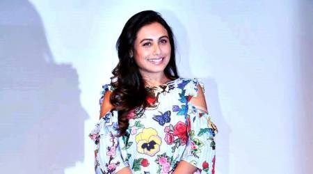 Rani Mukerji in this floral dress proves that age is just a number; see pics