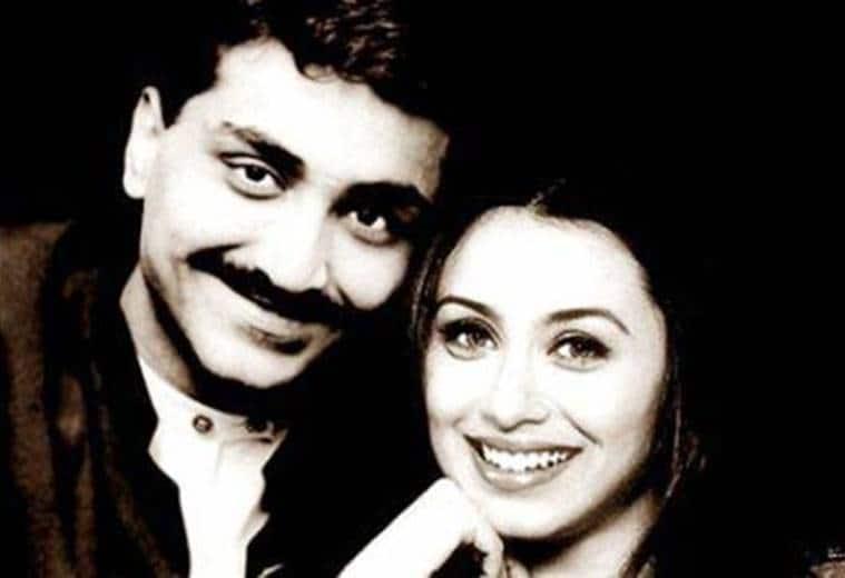 Rani Mukerji and Aditya Chopra photos