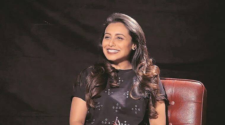 In India, actresses are pushed to marry late, says rani mukherji