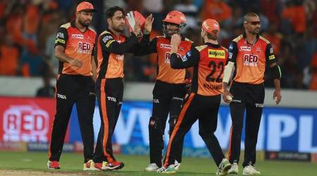 IPL 2018 SRH vs KXIP: Spinners shine as Sunrisers Hyderabad defend another low total