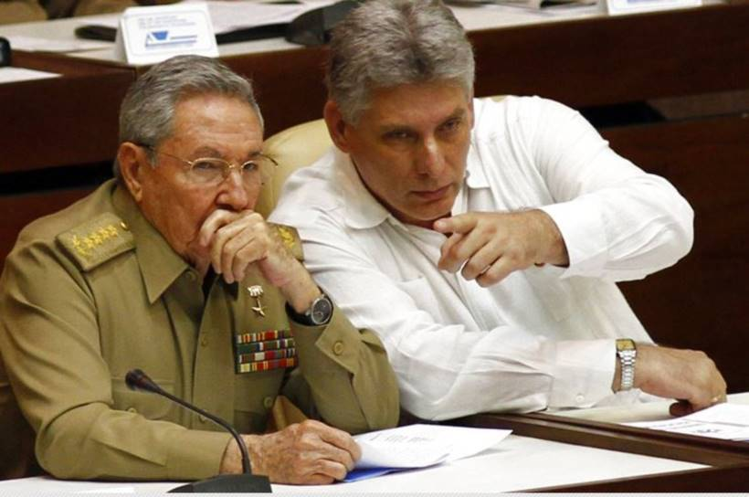 Cuba confirms sole candidate to replace President Raul Castro