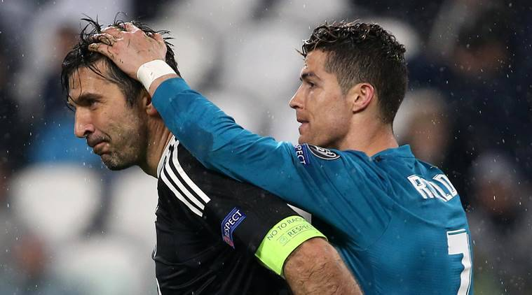 Ronaldo backs referee over controversial spot-kick