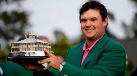 Patrick Reed thrives on underdog role to clinch first major
