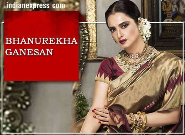 Rekha real name