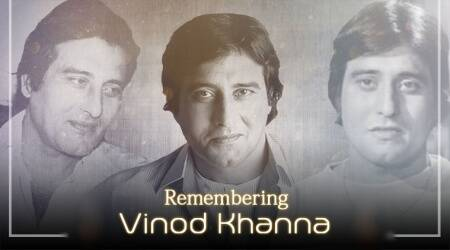 Remembering Vinod Khanna: The actor who taught that love doesn't always mean ending uptogether