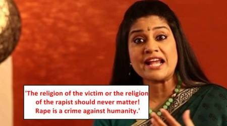 'Rape is a crime against humanity': Renuka Shahane's powerful post on rape is a must-read