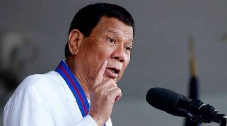 Rodrigo duterte, Philippine president, duterte dares opponents, world news,
