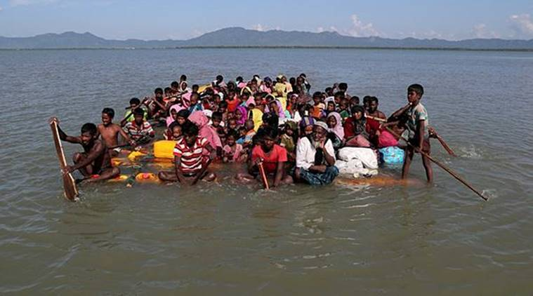 India sends second relief consignment for Rohingya Muslims in Bangladesh