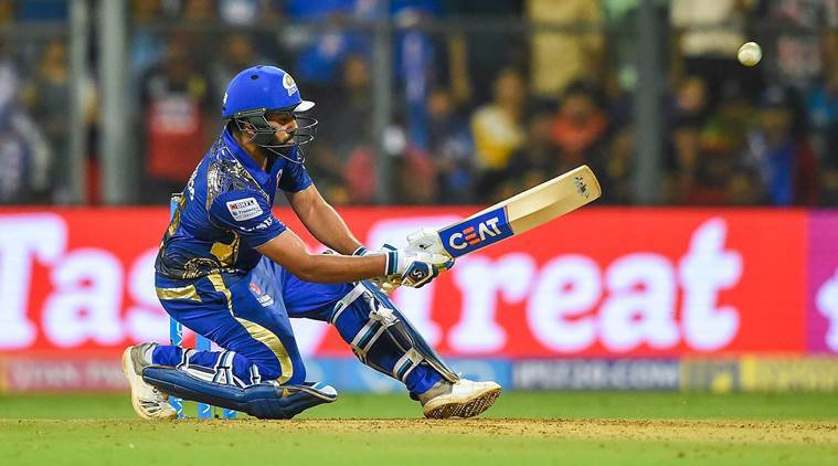 MI vs SRH Match 23 Full Scorecard, IPL 2018 Live Score: Mumbai Indians 82/5 after 10.0 overs