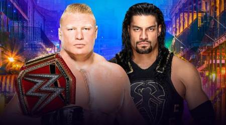 Wrestlemania 2018 will take place on this Sunday