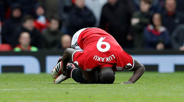 Mourinho: Lukaku could miss FA Cup final