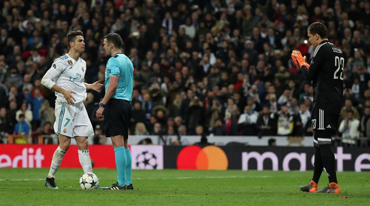 Juventus president Agnelli slams ref Oliver, calls for VAR in Champions League