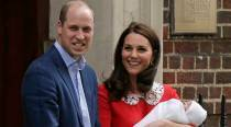 Kate Middleton's maternity dress, post-delivery is a subtle tribute to late Princess Diana