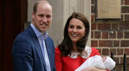 Kate Middleton's maternity dress, post-delivery is a subtle tribute to late PrincessDiana
