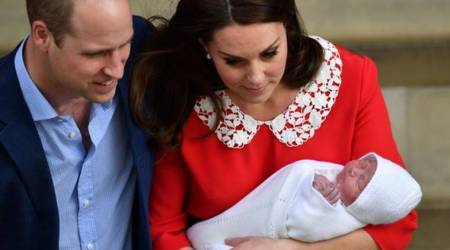 royal baby with charles kate