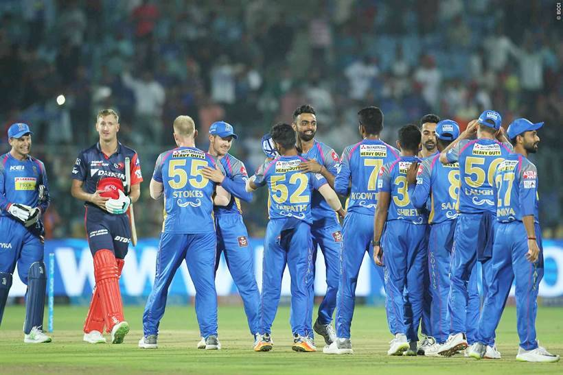 Delhi Daredevils opt to bowl against Rajasthan Royals