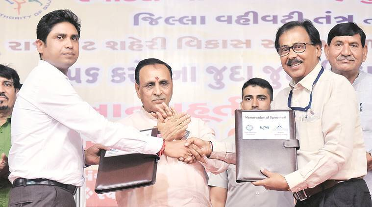 My govt committed to science and sports: Vijay Rupani
