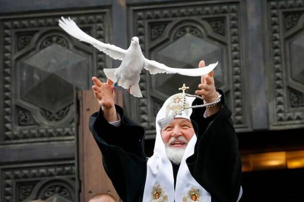 Glimpse of Orthodox Christians observing Easter in Russia, Ukraine, Kosovo and others