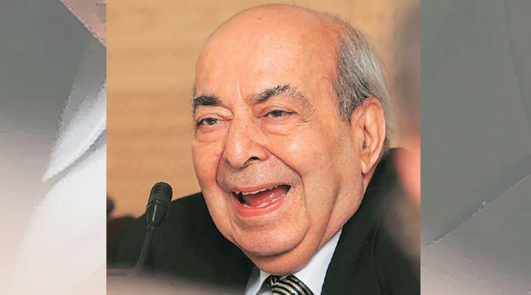 Veteran journalist S Nihal Singh: Among the last old-school titans