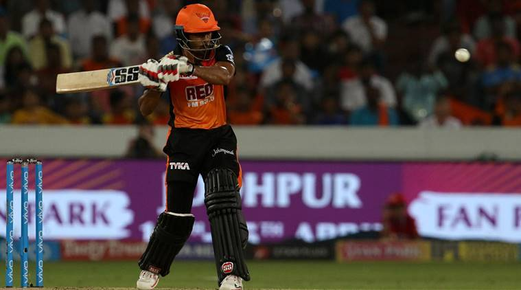 IPL 2018: 36th Match, SRH vs DD - Sunrisers Hyderabad Predicted XI 4