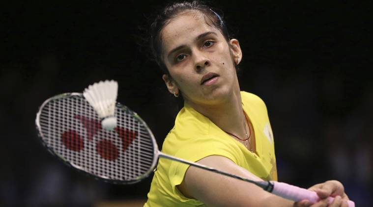 Saina Nehwal is included in Commonwealth Games 2018 squad for India.