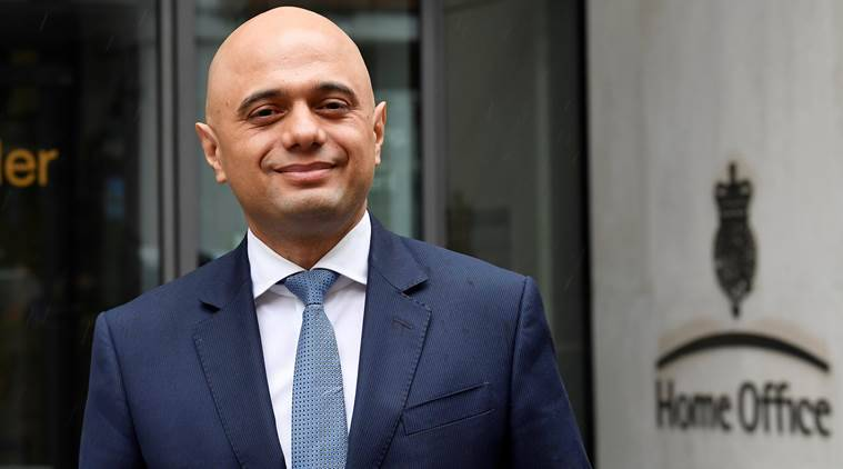 New home secretary #Javid opposes 'hostile environment' approach to immigration