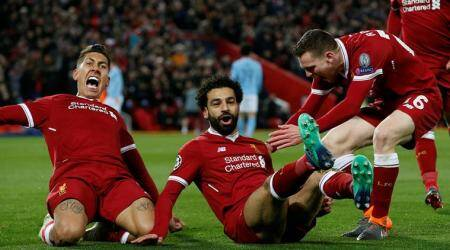 Liverpool face anxious wait over Mohamed Salah injury