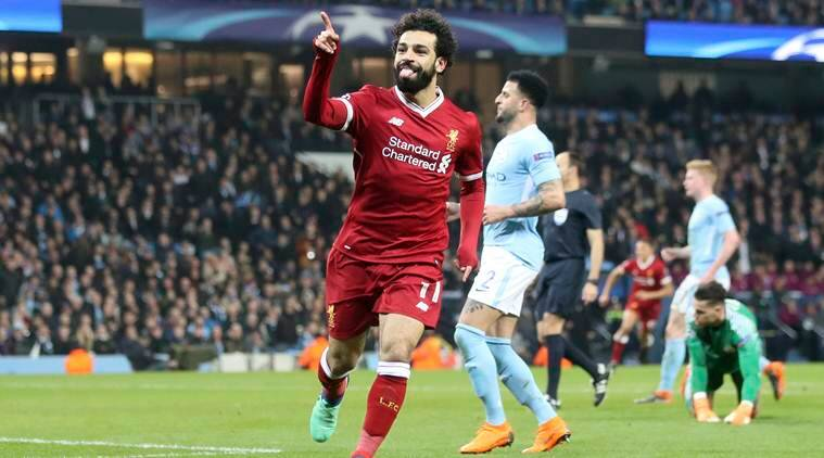 Liverpool 3 Bournemouth 0: Salah reaches 40 goals in comfortable win