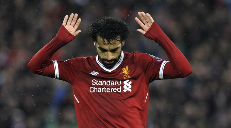 Mohamed Salah, Mohamed Salah news, Mohamed Salah updates, Mohamed Salah goals, Liverpool vs AS Roma, Champions League, sports news, Indian Express