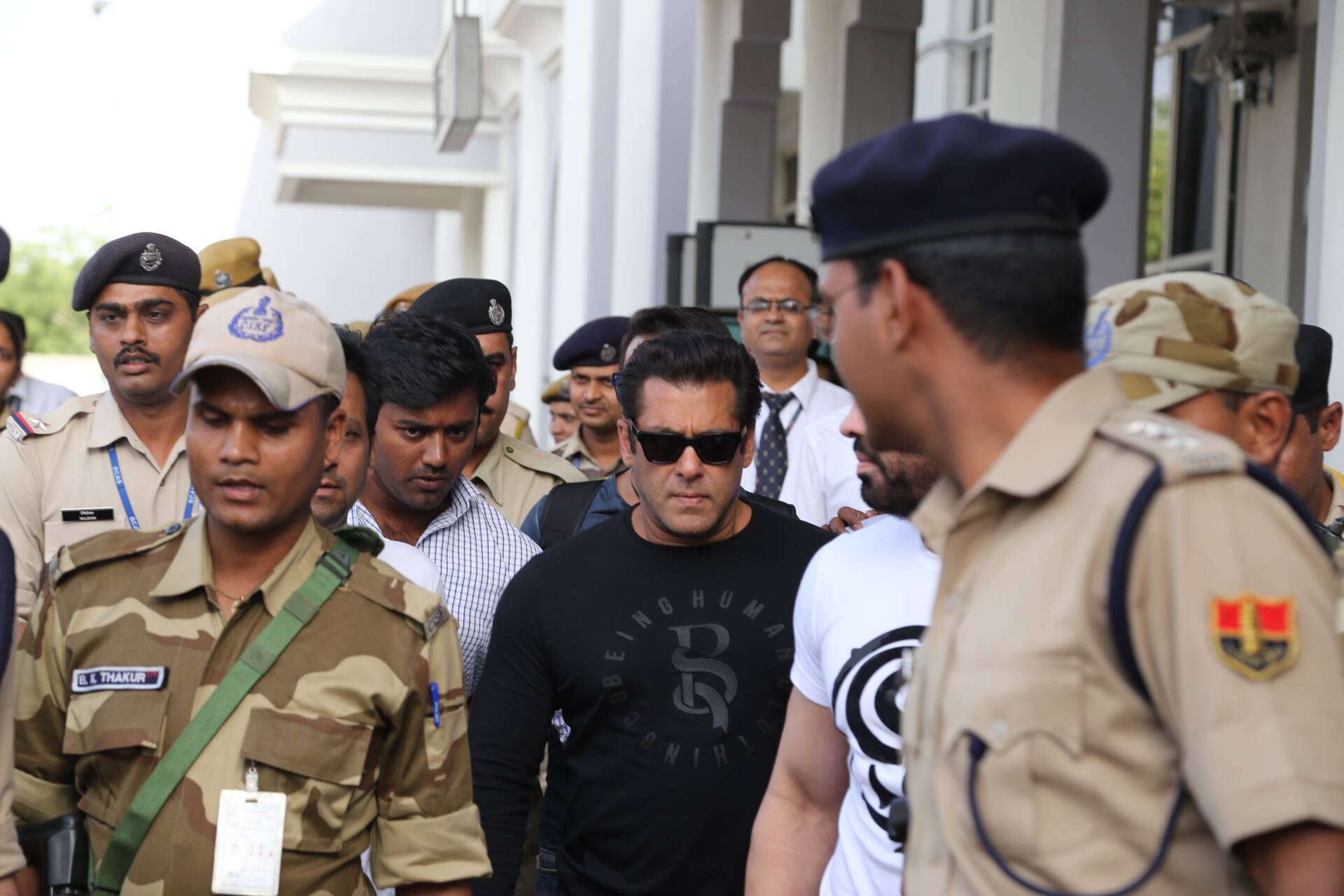 Poaching case: Salman gets 5 years in jail