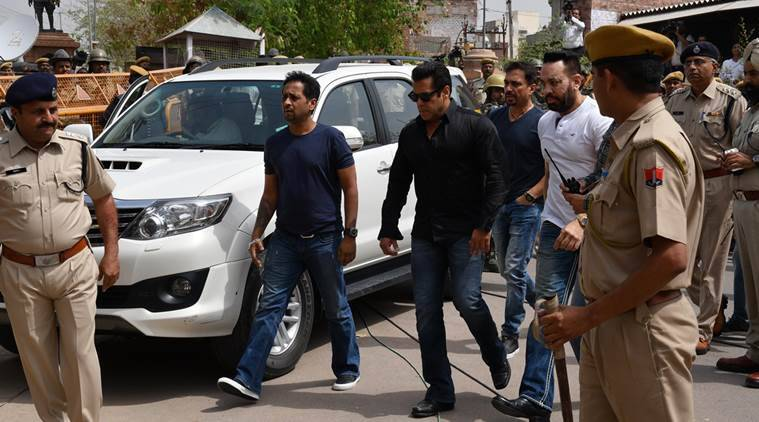 Salman Khan gets five year jail term in blackbuck poaching case