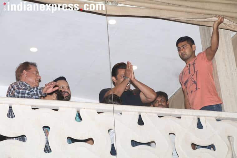 Salman Khan walks out on bail as court suspends sentence in blackbuck poaching case