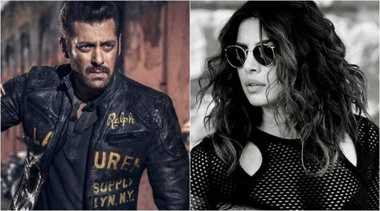 salman khan and priyanka chopra to share screen space in Bharat