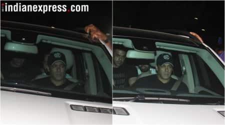 Salman Khan blackbuck poaching case: A morose Bhai returnshome
