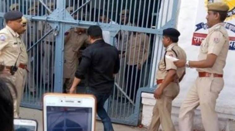 106, given dal-roti in Jodhpur jail