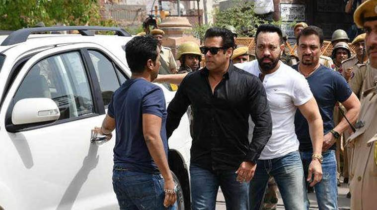 Besides Preity Zinta, why is no one from Bollywood visiting Salman Khan?