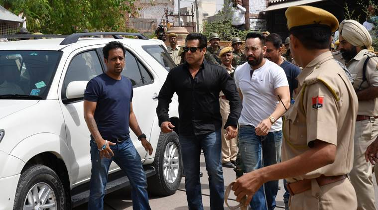 Salman Khan blackbuck case verdict: the actor was declared guilty by Jodhpur court