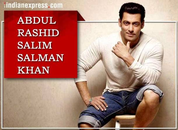Salman Khan real name