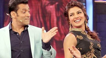 Salman Khan takes a dig at Bharat co-actor Priyanka Chopra, 'Desi Girl' has the perfect reply