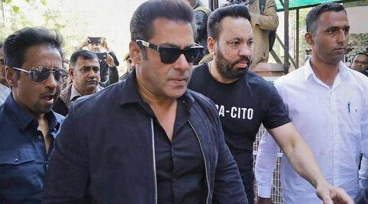 Salman Khan has been convicted in the black buck poaching case