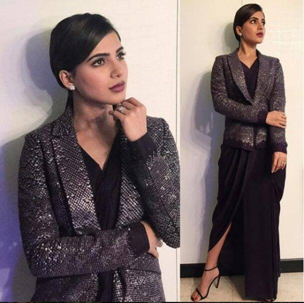 Happy Birthday, Samantha Ruth Prabhu: 10 times the South Indian star wooed fashionistas with her style statement