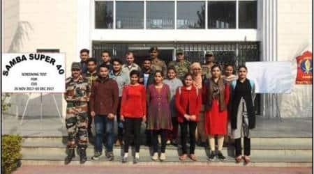 SSB recruitment exam 2018, SSB Jobs 2018, Indian Army, Samba Super 40 project, Samba Super 40
