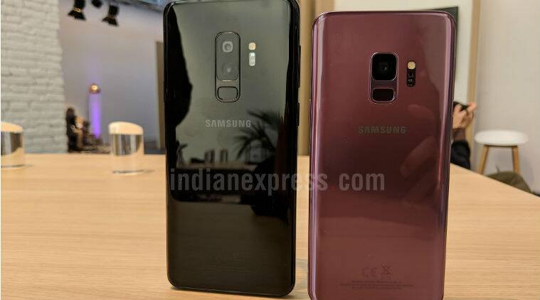 Samsung, Samsung Galaxy S9, Samsung S9 Plus, Samsung S9 price in India, Samsung S9 shipments, Canalys, Samsung S9 features, Samsung S9 Plus review, Samsung S9 specifications, Samsung S9 review