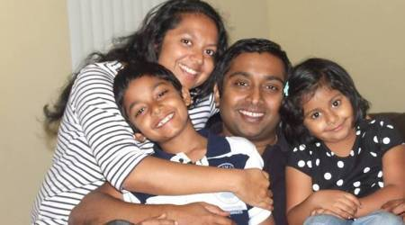 California: SUV of missing Indian family of four crashed off cliff, bodies recovered from river