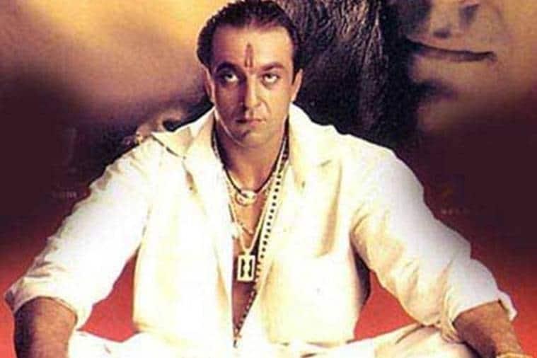sanjay dutt in a still from vaastav
