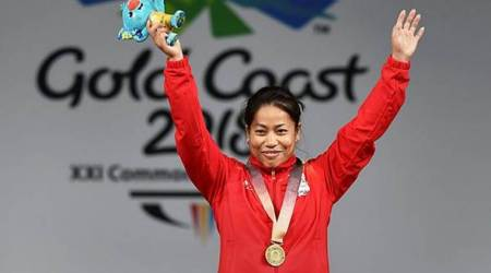 CWG 2018: Shankar Mahadevan, Suneil Shetty, Rithvik Dhanjani and others congratulate Sanjita Chanu for winning gold