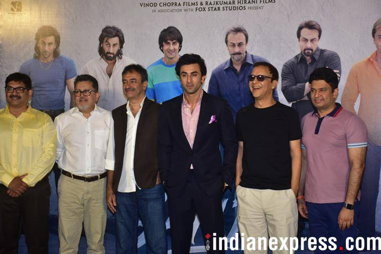sanju teaser launched by ranbir kapoor